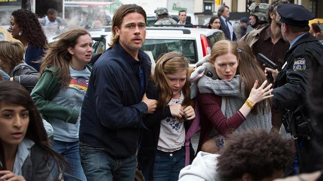 World War Z : Brad Pitt au royaume des zombies (Test DVD)