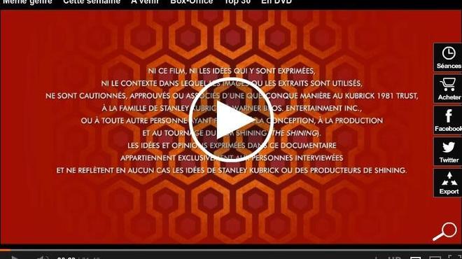 Room 237 : Une plongée dans les abysses de Shining (Test DVD)