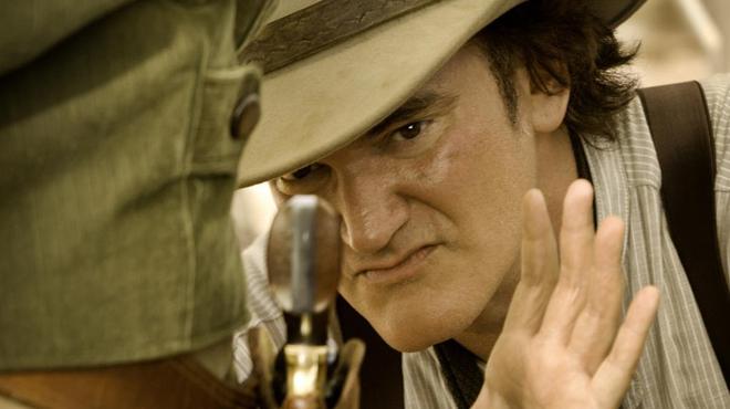 Quentin Tarantino revient au Western