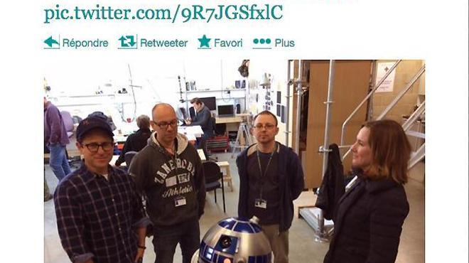 Star Wars 7 : J.J. Abrams annonce le retour d'un personnage culte (photo)