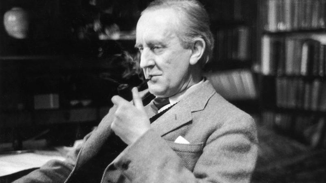J.R.R Tolkien, le biopic !