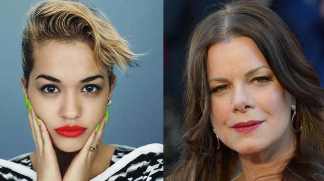 Marcia Gay Harden et Rita Ora, nouvelles nuances de Grey