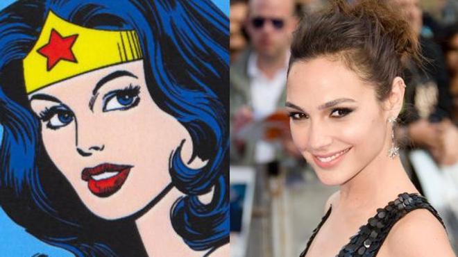 Batman vs. Superman : Gal Gadot, nouveau visage de Wonder Woman