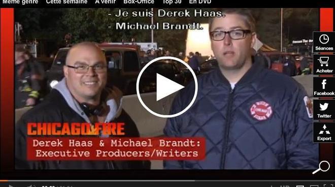 Les pompiers de Chicago Fire sont dans les bacs ! (Vidéos)