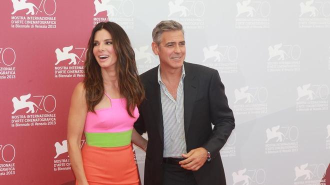 Sandra Bullock et George Clooney sont inséparables