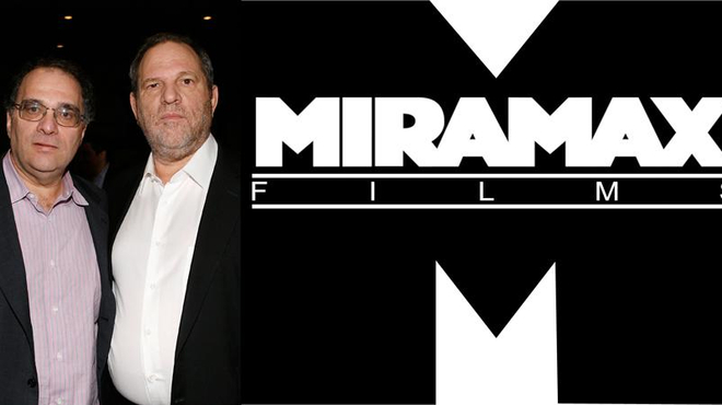 Les frères Weinstein s'associent avec leur ancien studio Miramax