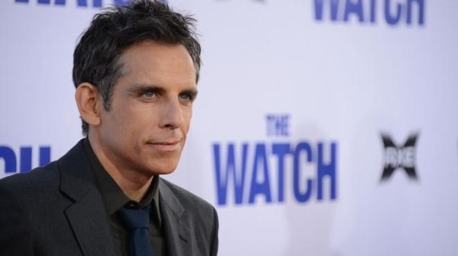 Ben Stiller laisse son empreinte à Hollywood
