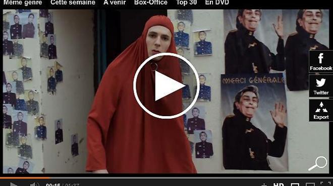 Riad Sattouf envoie Jacky au royaume des filles (bande-annonce)