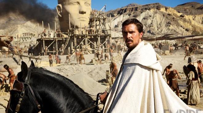 Exodus : Christian Bale est Moise pour Ridley Scott (photo)