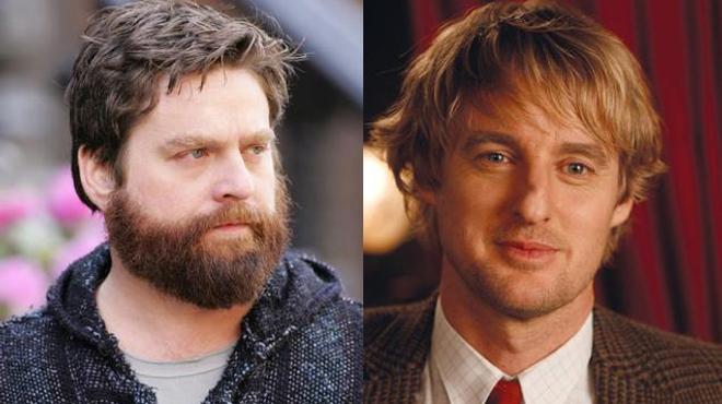 Zach Galifianakis et Owen Wilson bientôt réunis pour un braquage ?