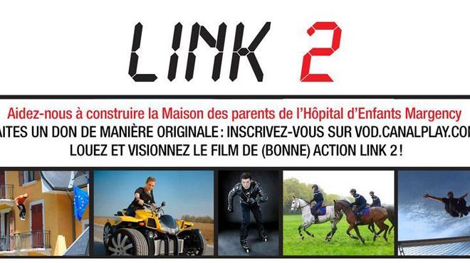 LINK 2 : La VOD au service de la bonne cause