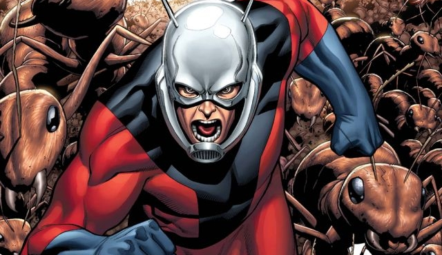 Ant-man prend l'ancienne date de sortie de Batman vs. Superman