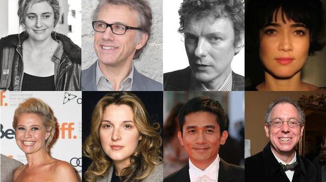 Berlinale 2014 : Greta Gerwig, Christoph Waltz et Michel Gondry au jury