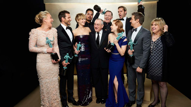American Bluff et Breaking Bad triomphent aux Screen Actors Guild Awards 2014