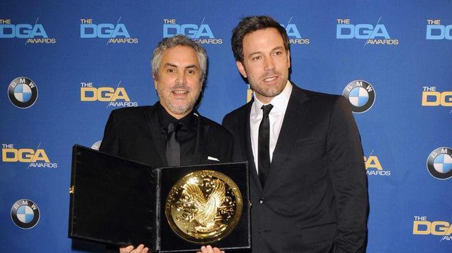 Alfonso Cuaron sacré par les réalisateurs américains pour Gravity, bientôt l'Oscar ?