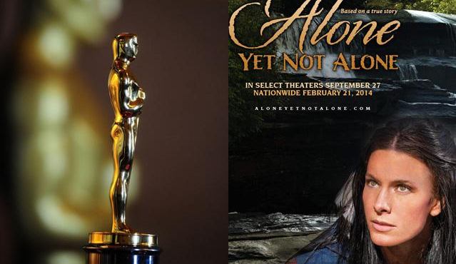 L'Académie des Oscars disqualifie la chanson Alone yet not alone
