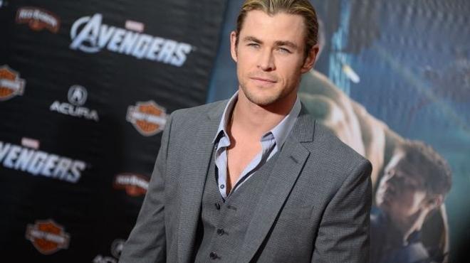 Chris Hemsworth annoncera les nominations des Oscars 2014