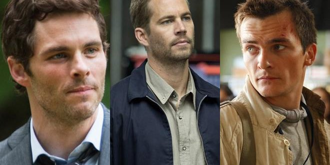 James Marsden et Rupert Friend pour remplacer Paul Walker ?