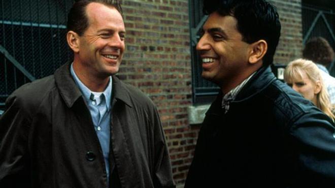 M. Night Shyamalan et Bruce Willis : quinze ans après