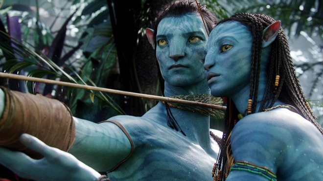 Zoe Saldana & Sam Worthington : couple phare des trois prochains Avatar