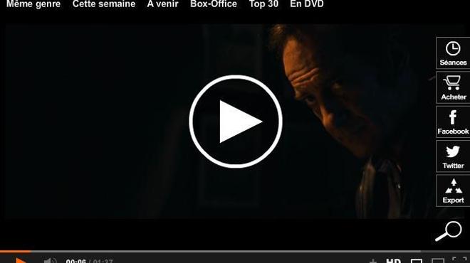 Vincent Lindon et Gilles Lellouche en plein Mea Culpa (bande-annonce)