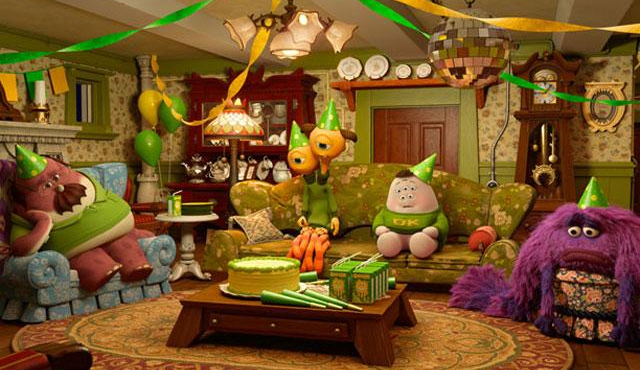 Monstres Academy : ils reviennent en intro de Muppets most wanted