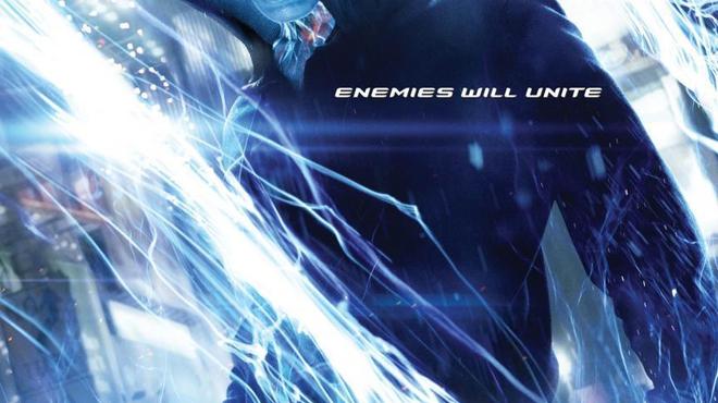 Deux nouvelles affiches électriques pour The Amazing Spider-man : le destin d'un Héros