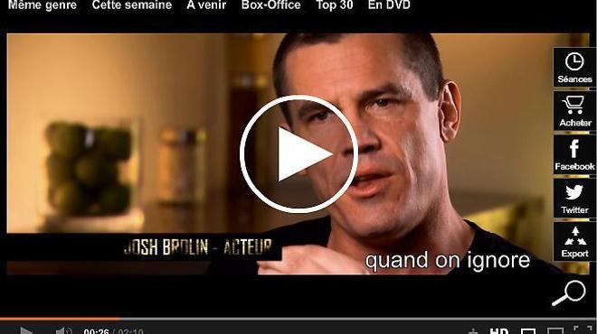 L'incroyable transformation de Josh Brolin pour le remake d'OldBoy (interview)
