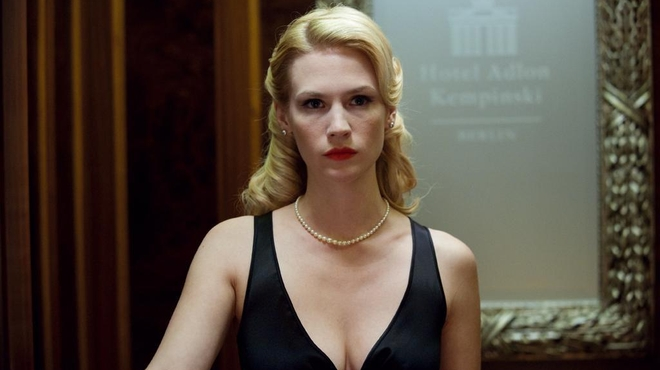 January Jones change de registre et rejoint Good Kill