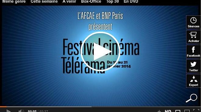 Le Festival Cinéma Télérama 2014 : 15 films à voir et à revoir dans toute la France
