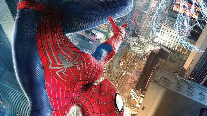 Trois nouvelles affiches électriques pour The Amazing Spider-man : le destin d'un Héros