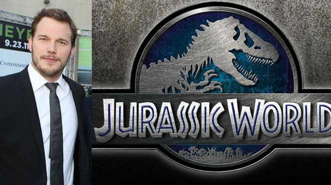 Chris Pratt parle de Jurassic World
