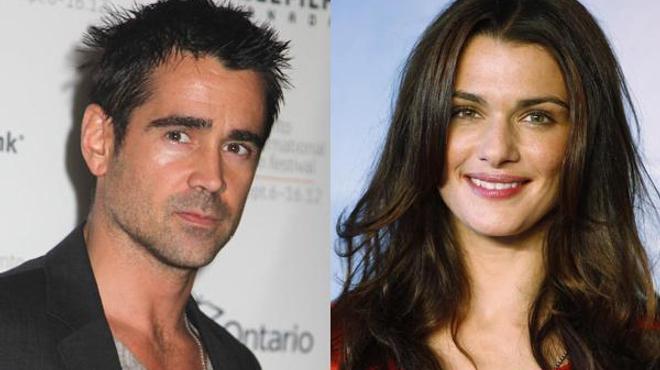 Colin Farrell et Rachel Weisz sont des homards
