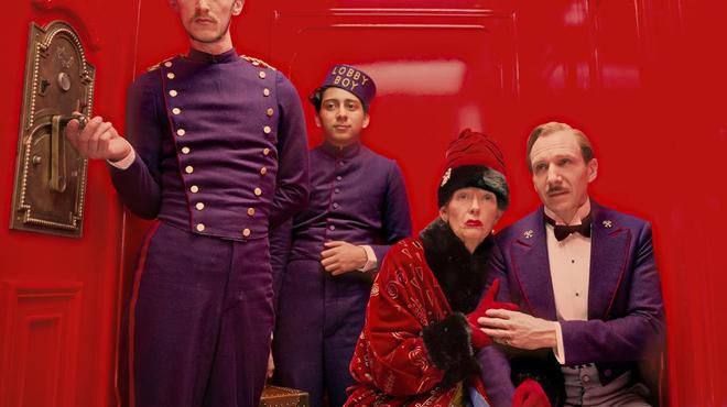 Le burlesque Grand Budapest Hotel de Wes Anderson charme la Berlinale 2014