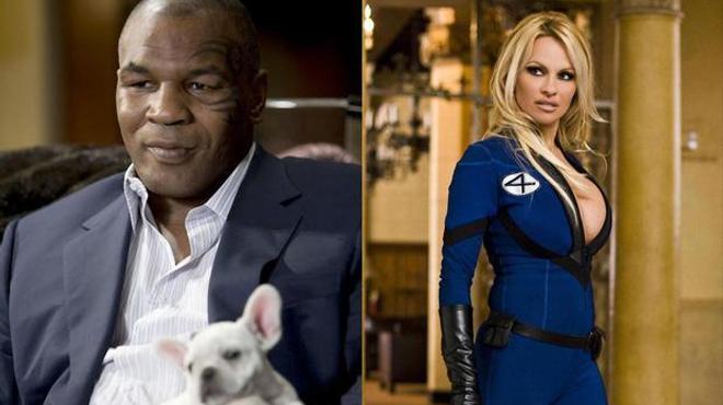 Mike Tyson et Pamela Anderson convoités par Werner Herzog