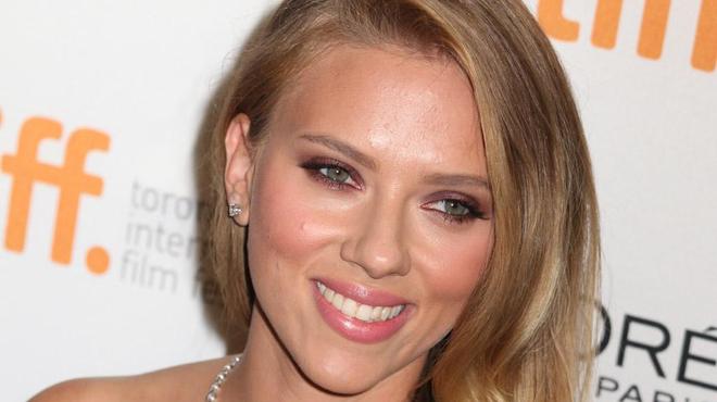 Un César d'honneur pour Scarlett Johansson