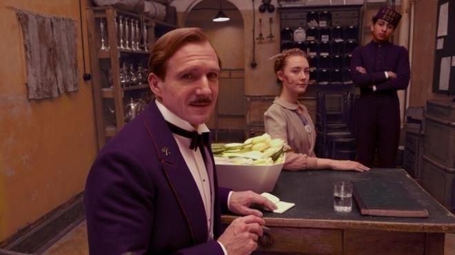 Bienvenue au très burlesque Grand Budapest Hotel de Wes Anderson