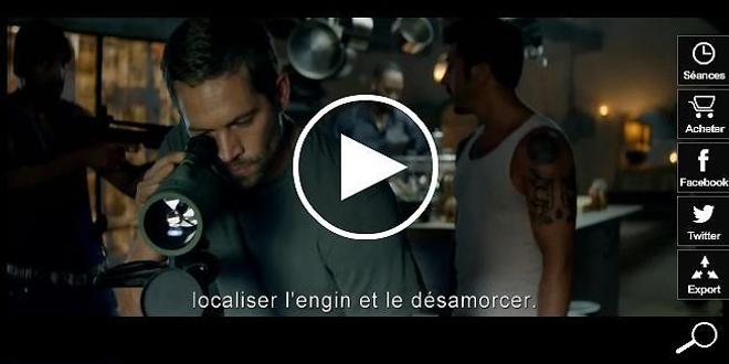 Paul Walker reboot Banlieue 13 dans Brick Mansions (bande-annonce + affiches)