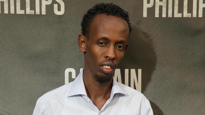 Barkhad Abdi succombe aux sirènes d'Hollywood