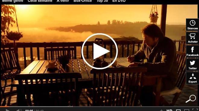 Julie Depardieu et Emmanuelle Béart donnent vie aux Yeux Jaunes des Crocodiles (Vidéo)