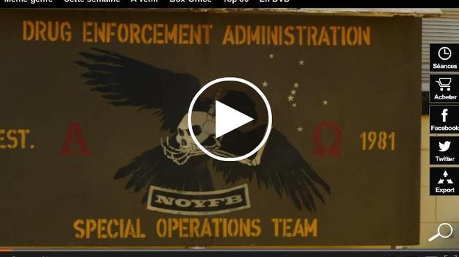 Schwarzy en agent des stups nerveux dans Sabotage (Bandes annonces)