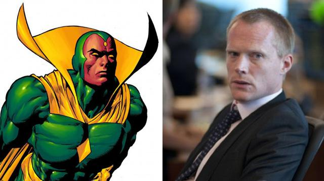 Avengers, Age of Ultron : Captain America fera le lien, Paul Bettany devient un avenger