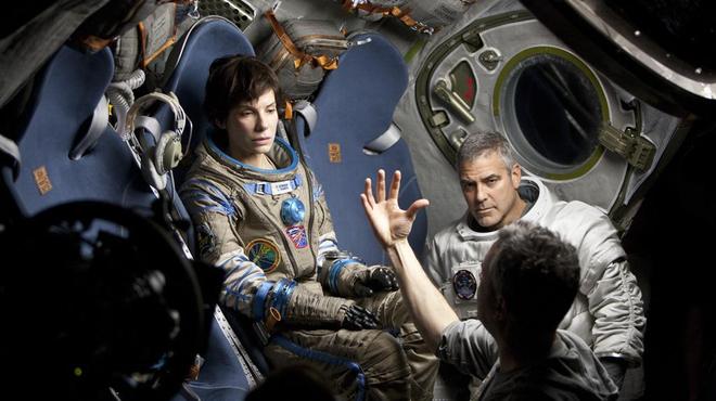 Au centre de Gravity, un studio d'effets spéciaux londonien