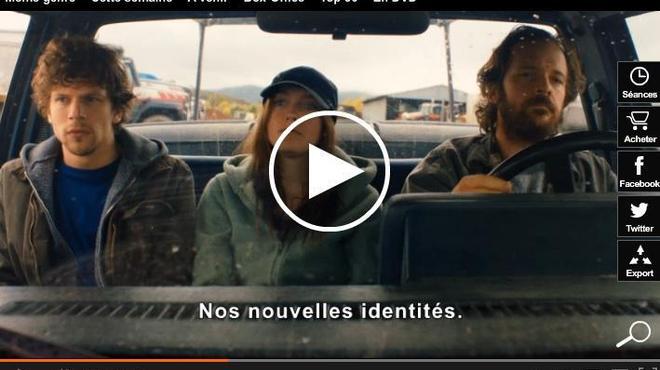 Jesse Eisenberg et Dakota Fanning, écoterroristes pour Night Moves (Bande-annonce)