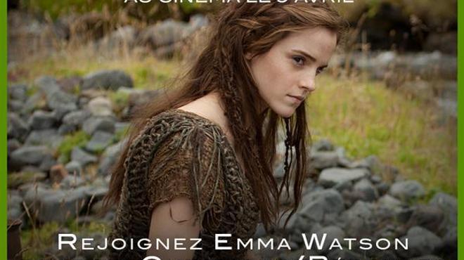 Noé : Emma Watson en live-tweet, pour vous servir