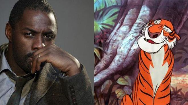 Le Livre de la Jungle : Idris Elba, la nouvelle voix de Shere Khan ?