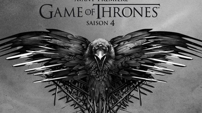 Soirée royale au Grand Rex pour la saison 4 de Game of Thrones