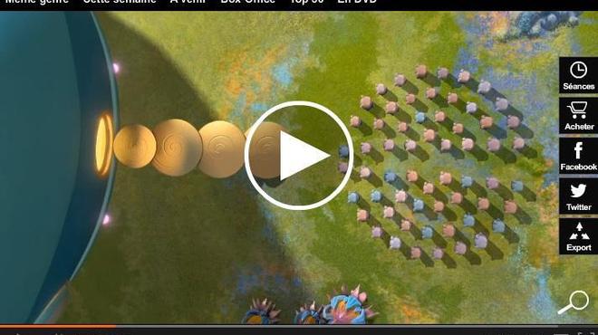 En route ! Dreamworks Animation présente son film de Noël avec un court-métrage (Vidéo)