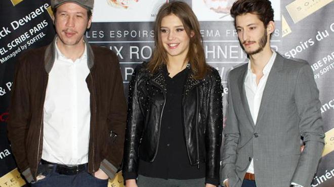 Prix Dewaere & Schneider 2014 : Les favoris prennent la pose aux nominations (Photos)