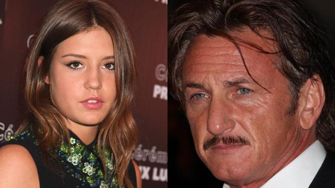Adèle Exarchopoulos bientôt dirigée par Sean Penn ?